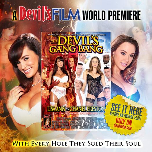 Devil's Gangbang at paysite Devils Film porn studio