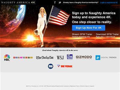 Naughty America 4k in Ultra HD technology