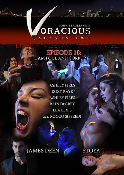 Porn horror Voracious Season 2 Episode 18, Voracious - The Last Chapter