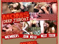 Moms Deep Throat
