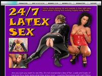 24/7 Latex Sex